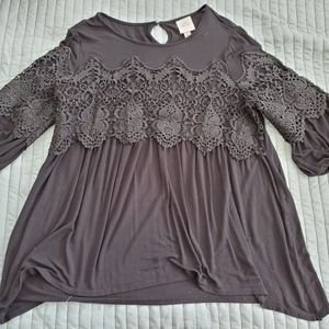 Know Rose blouse